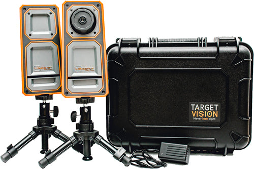 Longshot Target Camera Lr-3 - 1 Mile Guarantee W-hard Case