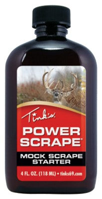 Tinks Mock Scrape Starter - Power Scrape 4fl Ounces