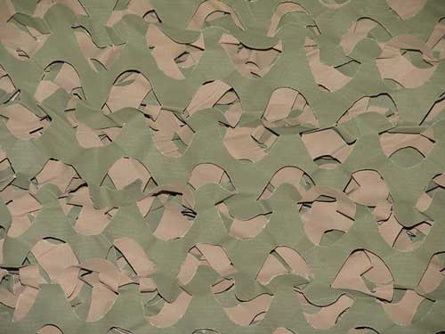 "Cu Camo Netting Basic Series - Ultra-lite 3'7""x9'10"" Grn-brn!"