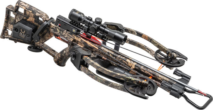 Wicked Ridge Xbow Kit Rdx 400 - Acudraw 400fps Mobu Country