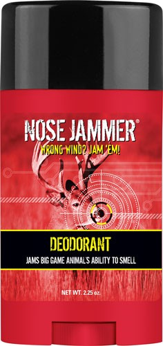 Nose Jammer Deodorant Stick - 2.25 Ounces