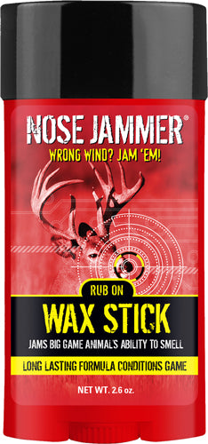 Nose Jammer Wax Stick 2.6 Oz. -