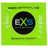 EXS Kondomer Extreme 3in1 - 10 stk.