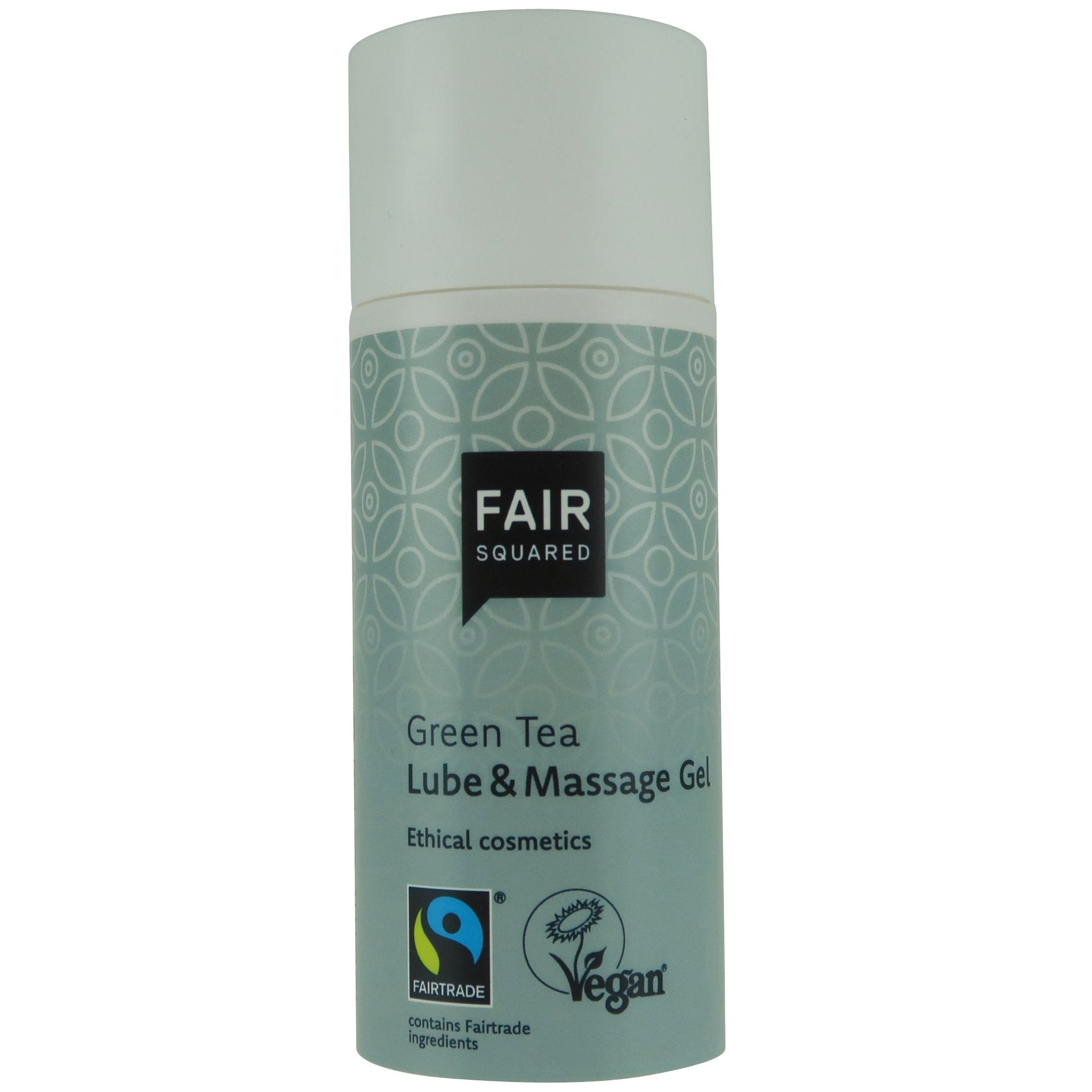 Billede af FAIR SQUARED Green Tea Lube and Massage Gel 50ml