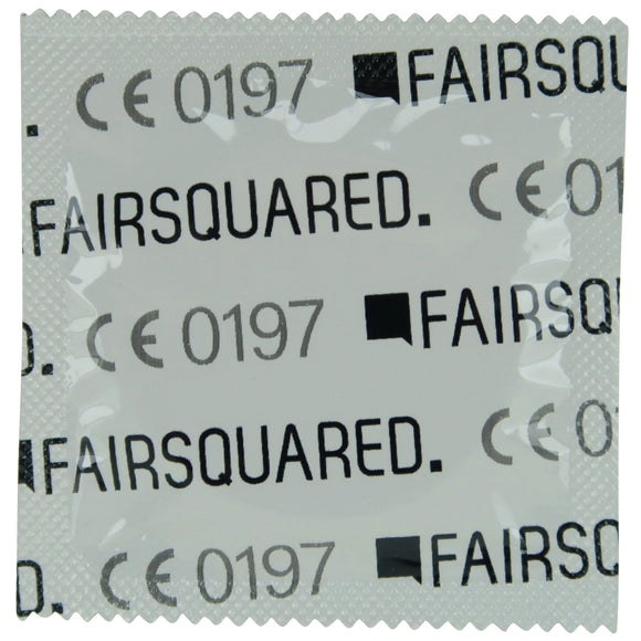 FAIR SQUARED Kondomer Sensitive Dry - 10 stk.