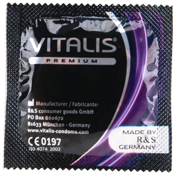 VITALIS Kondomer Strong - 10 stk.