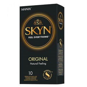 Skyn kondomer Original (Latexfri) - 10 stk