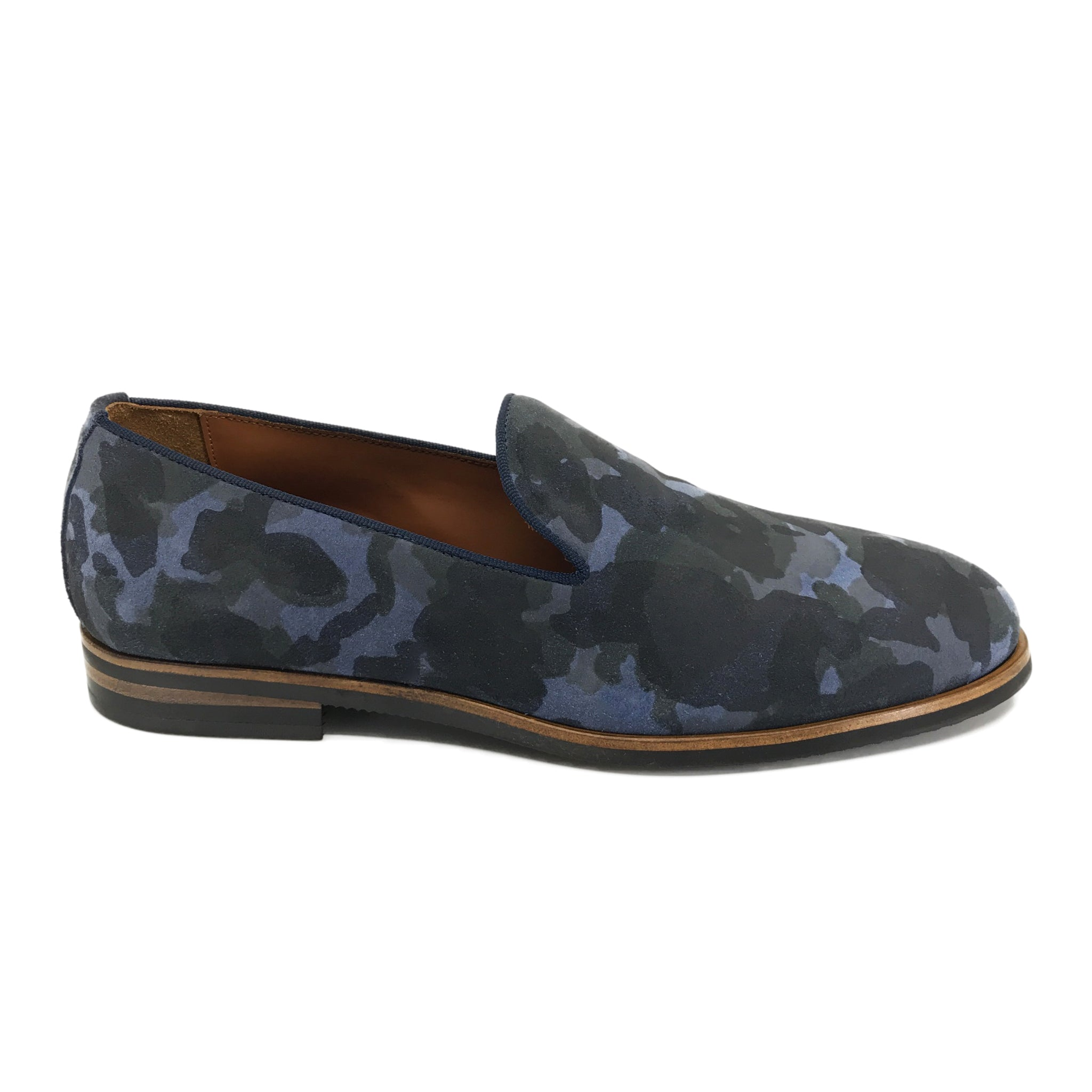 Cielo Loafers|Mens suede loafers