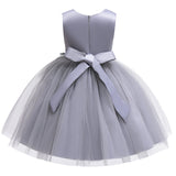 Flower Girl Dresses Kids Princess Wedding Bridesmaid Formal Graduation Party