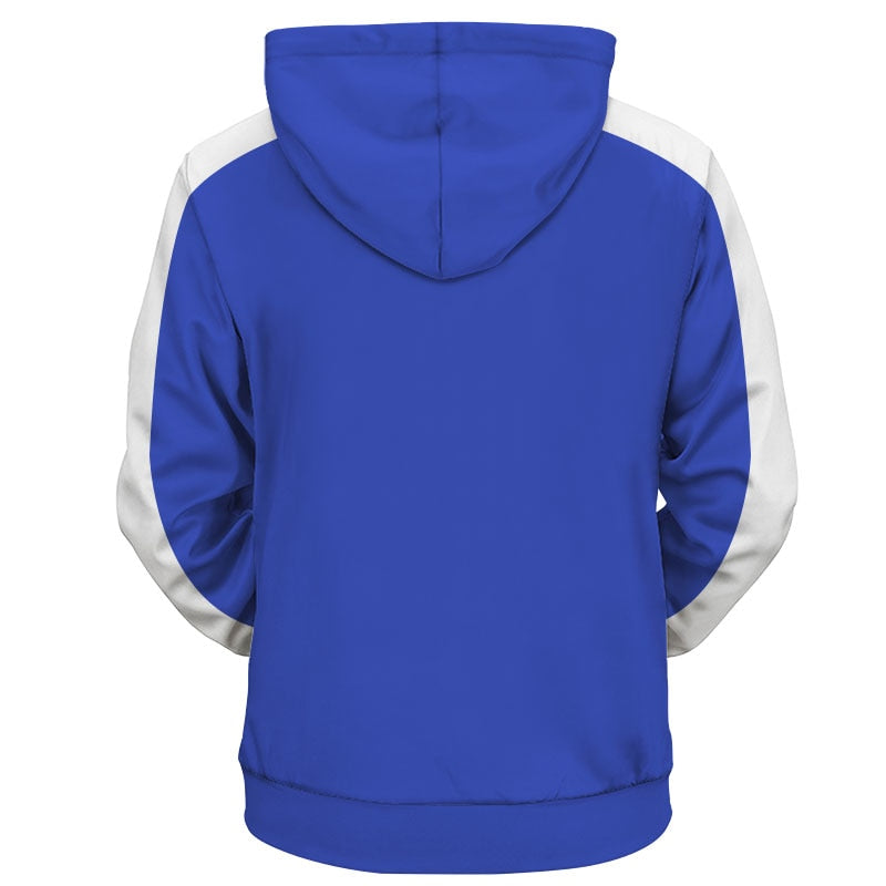 Dragon Ball Super SAB Hoodie