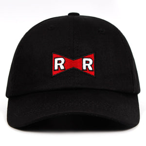 Dr. Gero Red Ribbon Army Dad Hat