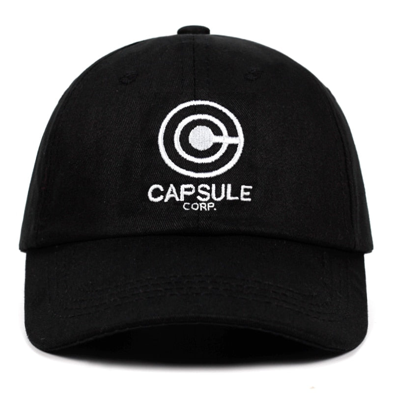 Dragon Ball Z Capsule Corp Dad Hat