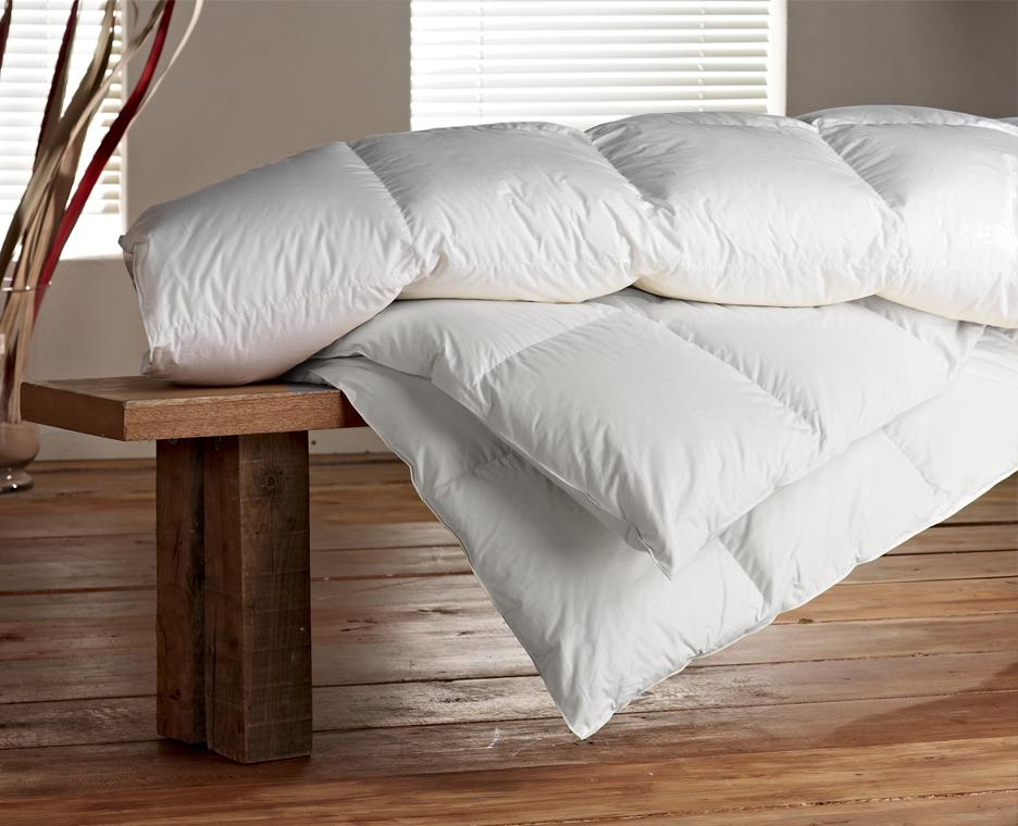 WHOLE Goose Down Comforter for Summer
