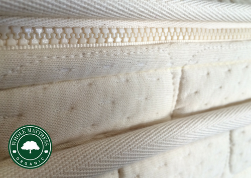 WHOLE Organic Latex Mattress Twin Size