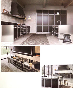 All Type Stainless Steel Kitchen Cabinet Dream Black Series