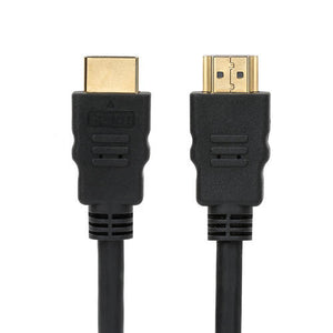 HDMI to HDMI 25Ft cable Premium 3D,1.4, 24K Gold Plated