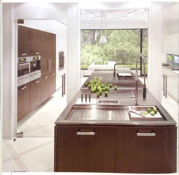 All Type Stainless Steel Kitchen Cabinet  Villa Club Series