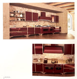 All Type Stainless Steel Kitchen Cabinet  Queen of Hearts Series