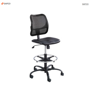 SAFCO® Vue™ Extended-Height Chair, Tilt Lock & Seat Height Adjustment