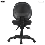 Multi-Function Task Chair Without Arms,Mid-Back - Moustache®