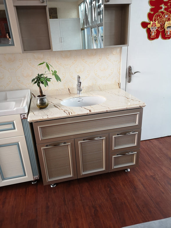All Aluminum Type Bathroom Vanities