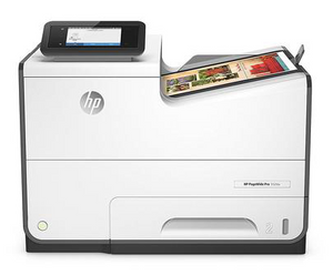 HP PageWide Pro 552dw Single-Function Colour Inkjet Printer (D3Q17A)