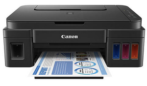 Canon PIXMA G2200 MegaTank All-in-One Inkjet Printer