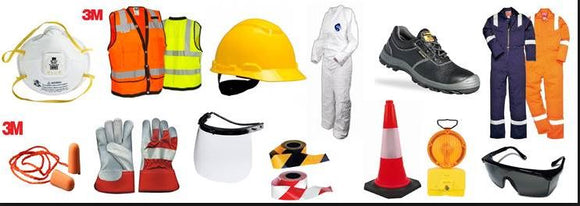 Safety Materials, Clothing and Equipment
