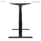 Sit-Stand Dual-Motor Height Adjustable Table Desk Frame, Electric