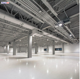 UFO 150 Watt LED Highbay Lights Ultra Efficient 135 Lumens to Watts Non-Dimmable