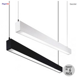 4Ft 40W LED Linear High Bay Light 4000K 120-240VAC, DLC & cUL Listed