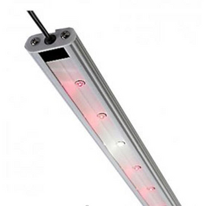 LED Grow Light 80W Full Spectrum Growing Lamp for Indoor Plants Veg and Flower, 1 Bars 3500K