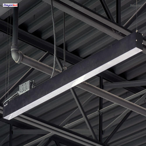 4Ft 50W LED Linear High Bay Light 4000K 5500 Lumens 120-277VAC Non-Dimmable, UL & cUL Listed