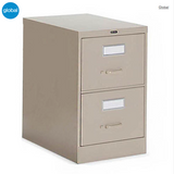 Global® Fileworks® 2600 Series Vertical Legal File Cabinets, 2-Drawer
