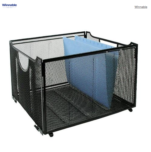 Winnable® Mesh Collapsible File Box, 9-1/2