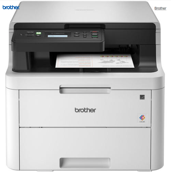 Brother HL-L3290CDW Compact Digital Color Printer with Wireless and Duplex Printing