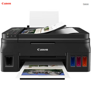 Canon PIXMA G4210 MegaTank Wireless Color Photo Printer with Scanner, Copier & Fax