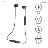 Wireless Bluetooth Sports Stereo Earbud Headphone w/ Mic & Volume Control
