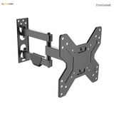 "Full motion TV Wall Mount 17"" to 42"" inch - PrimeCables®"
