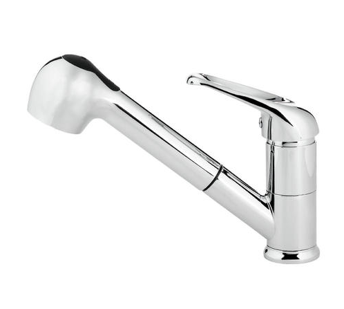 Faucet Single Handle Pull-Out For Kitchen CDC77116 6.5''