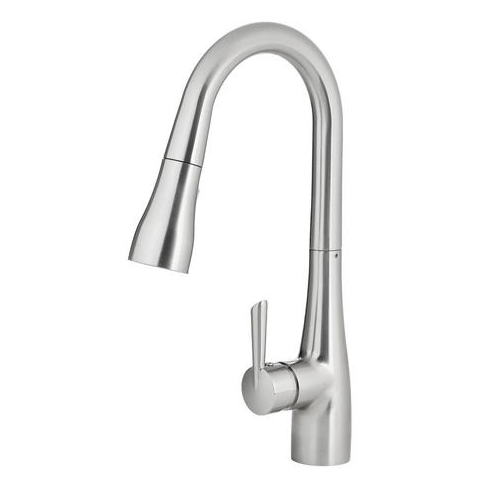 Faucet Single Handle Pull-Down For Kitchen CDC77120 16''