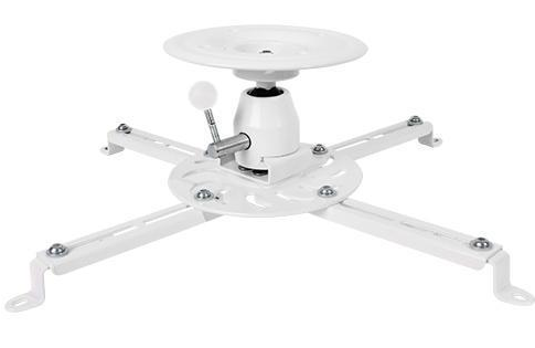 Universal Ceiling Projector Mount, Support up to 25kg/55lbs