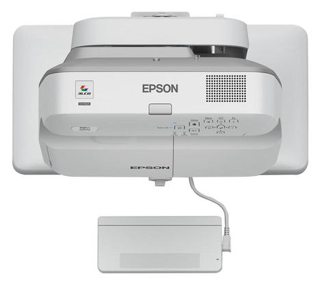 Epson® BrightLink 695Wi WXGA 3LCD Ultra Short-throw Interactive Display V11H740522