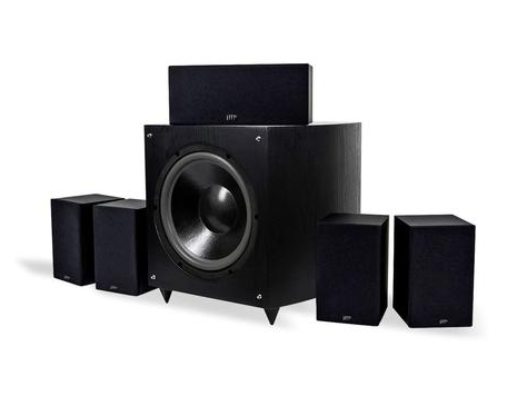 Premium 5.1-Ch. Home Theater Speaker System with 12in Subwoofer