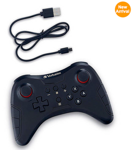 Wireless Controller for Nintendo Switch Black