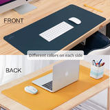 Dual-Sided Extended Mouse Pad, 900mm x 450mm, PU Material