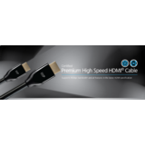Certified Premium High Speed HDMI Cable HDR 6 Length