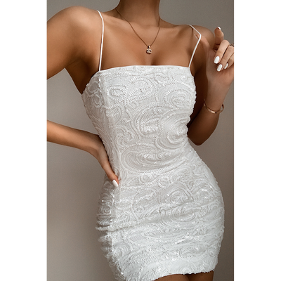 RUNAWAY THE LABEL | White Ivy Mini