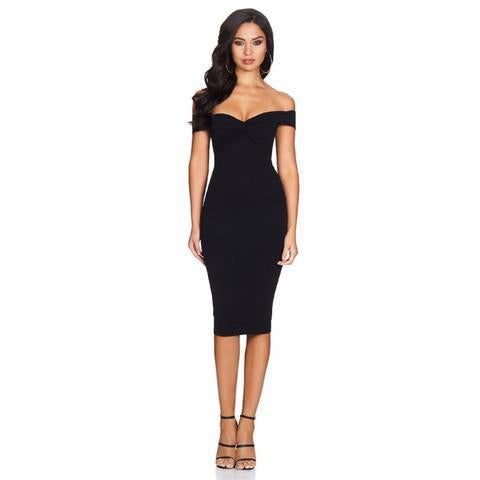 NOOKIE | Dolly Midi / Black