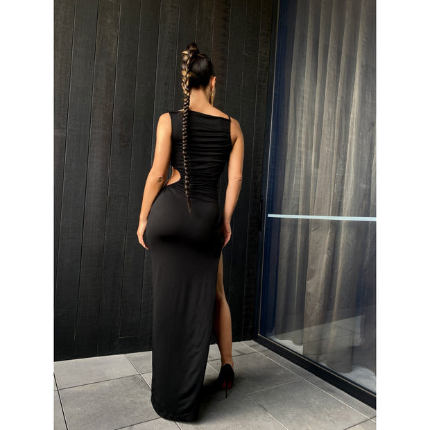 Rae Gown - Black